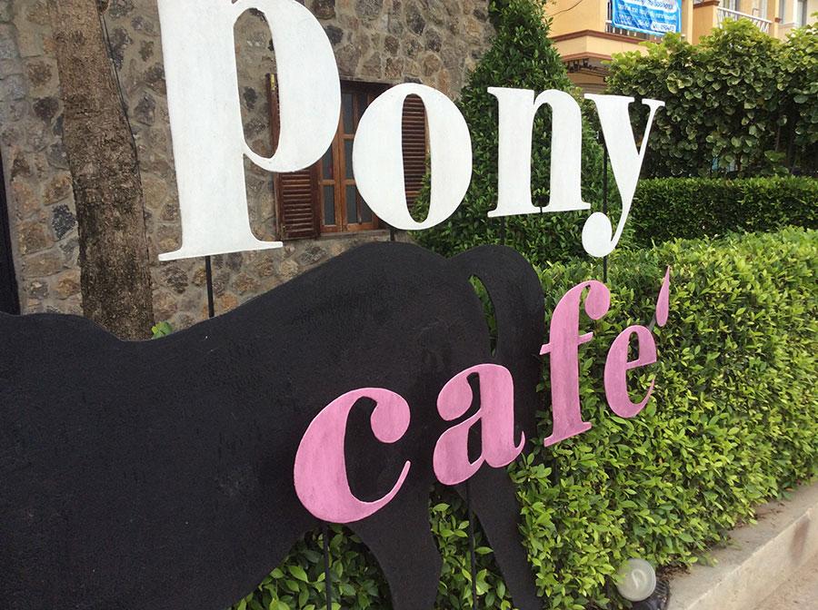 Pony Cafe